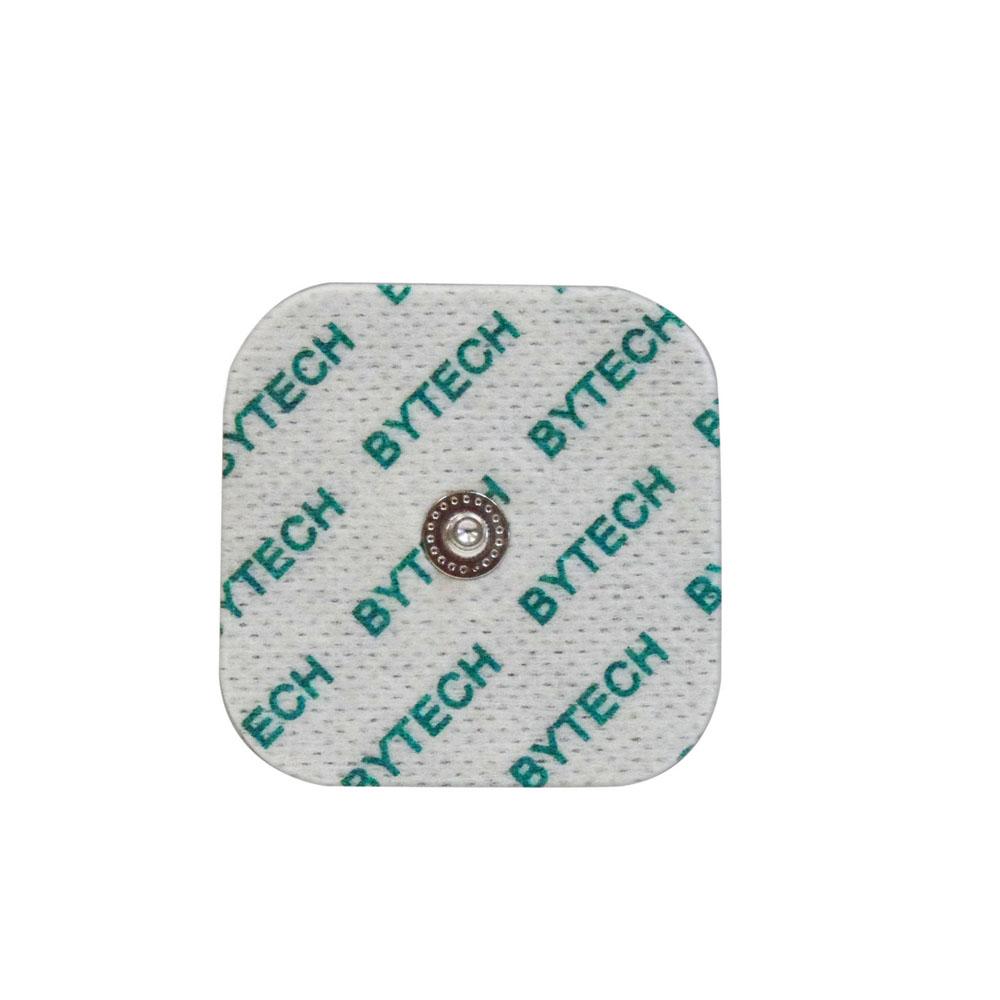 Electrodes Carrées 50x50mm 1 Clip