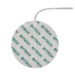 Electrodes Rondes 70mm 1 Fiche