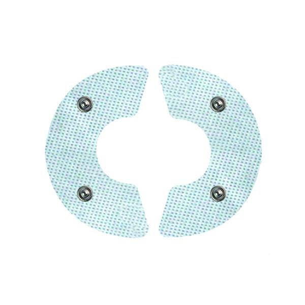 Electrodes épaules clips