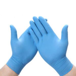 gants nitrile non poudrés